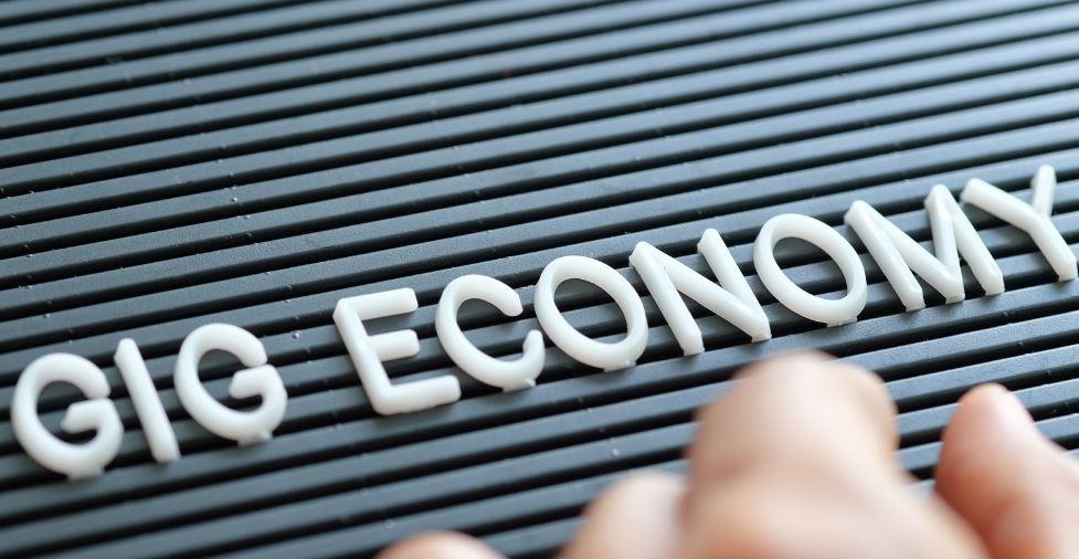 Gig-ekonomin tar marknadsandelar även in om städ